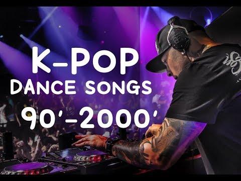 [K-POP MP3]Korean Dance Song Collection(90'-2000's) 韩国歌曲