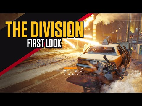 Tom Clancy's The Division: MMO Third-Person Shooter (PC BETA)
