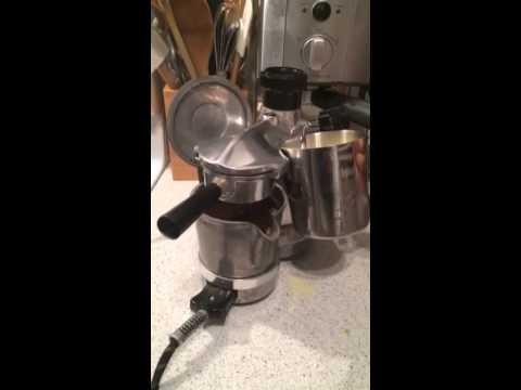 The espresso best single machine serve