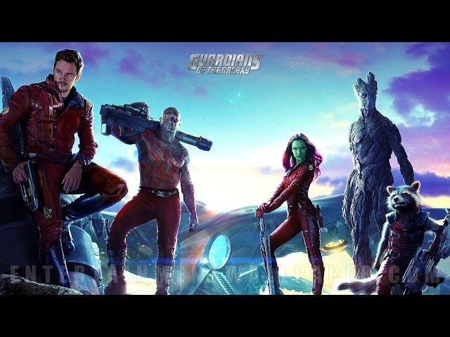Guardians of the Galaxy Supermix