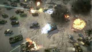 Command & Conquer™ Gamescom 2012 Announce Gameplay Trailer thumbnail