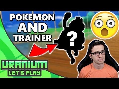 A Pokemon...Pokemon Trainer?! Pokemon Uranium #9