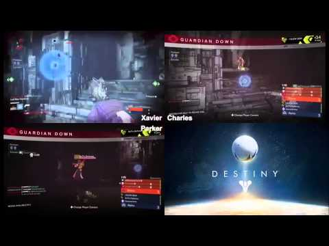 Destiny - Trials of Osiris - 3 Player Split Screen