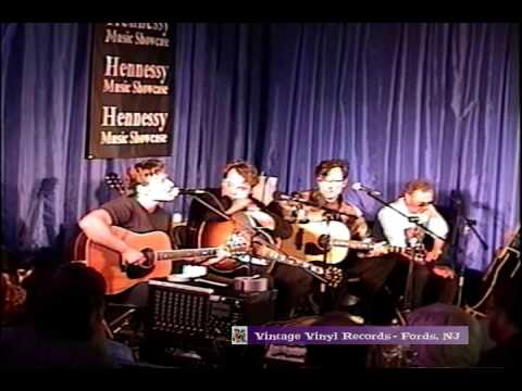 Radney Foster, Graham Parker, Jeff Black & Tom Freund - Live at Vintage Vinyl 10/21/1998