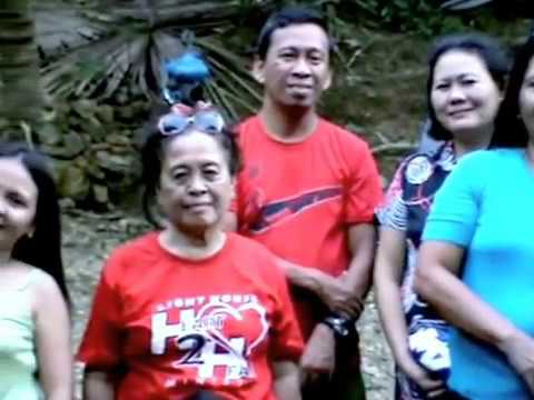 Visiting the trunks in Compostela,Cebu 2 2 2014