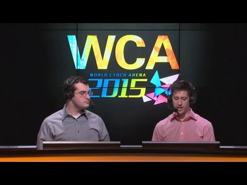WCA 2015 America Pro Qualifiers Day 2 - EHUG vs NAR V2 - Match 1