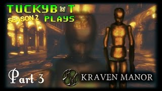 Kraven Manor | Part 3 | Barrel Basketball