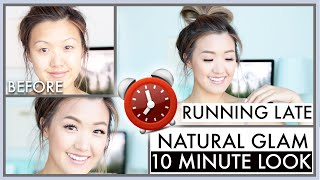 Running Late 10 Minute Makeup Tutorial | ilikeweylie