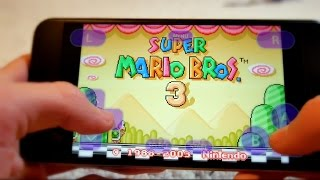 How to Play Super Mario Games on Your iPhone!