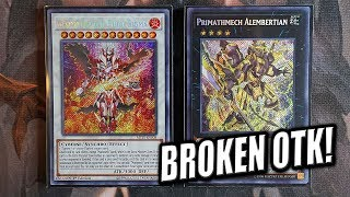 Yu-Gi-Oh! NEW! MATHMECH DECK PROFILE 2019 FORMAT! + 2 CARD OTK COMBO! NEW CYBERSE OTK ARCHETYPE!