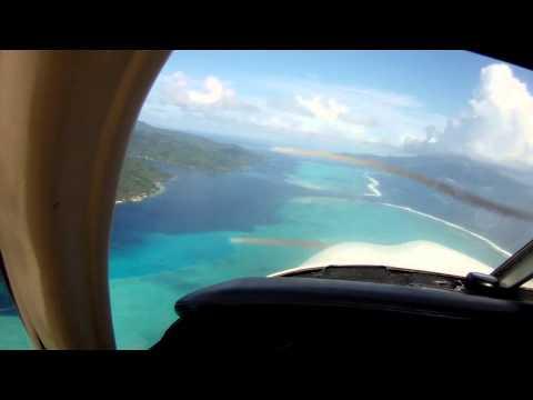 Vol Bora Bora - Raiatea