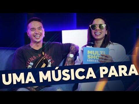 Uma Música Para  J Balvin + Anitta  Música Multishow