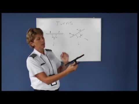 What Makes an Airplane Turn? (Private Pilot Lesson 1d)
