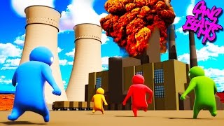 BEAST MODE ENGAGED!!!  Funniest Fighting Game Ever - GANG BEASTS Funny Moments & Fails