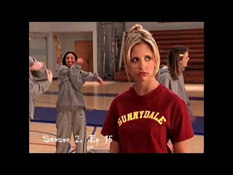 Buffy- My Best of Funny Moments Part 3