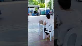 KINSA SIYA (Nichole Samantha Olloves) 3rd placer heritage week @Oslob, Cebu, City