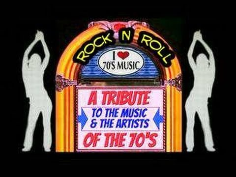 Tribute To The 70's Rock Music and Songs and Rock n Roll Bands and Artists 1970 to 1979
