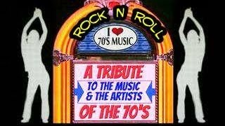 tribute to the 70 s rock music and songs and rock n roll bands and artists 1970 to 1979