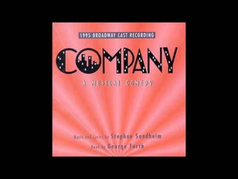 Company - Being Alive Karaoke (Key Bb Major)