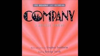 Company - Being Alive Karaoke (Key Bb Major)
