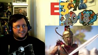 Assassin's Creed Odyssey REVEAL & Gameplay! - Ubisoft Conference 2018 LIVE Reaction (E3 2018)