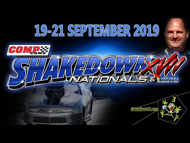 17th Annual Shakedown Nationals - Friday Part 2