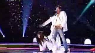 Download Greece - Eurovision 2004 - The Semifinal - Sakis Rouvas MP3 song and Music Video