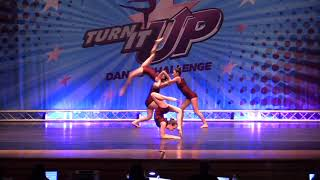 Amanda's DanceXtentions Until We Go Down Acro Group 2017