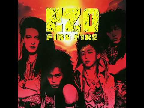 EZO - Fire Fire (1989) (Full Album)