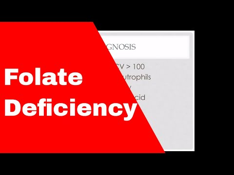 Folate Deficiency Signs and symptoms – What exactly are indications of Folate Deficiency