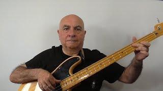 Five Classic Punk Rock Bass Guitar Riffs