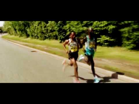 Running Motivation 2016  Wilson Kipsang and Kenenisa Bekele