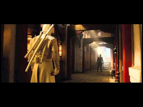 G.I. JOE: RETALIATION 3D - 'Storm Shadow' Featurette