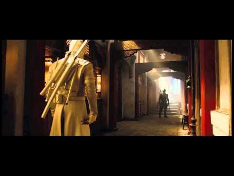 G.I. JOE: RETALIATION 3D  'Storm Shadow' Featurette