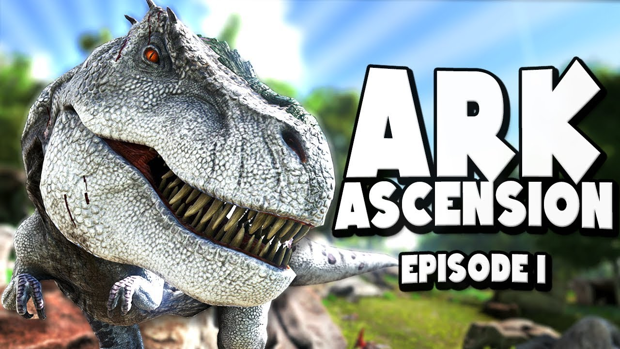 Download THE GREATEST SERIES OF ARK EVER - ARK: Survival Evolved - ASCENSION Ep #1