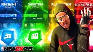 Top 5 Best Builds in NBA 2K20! Most Overpowered Builds in NBA 2K20!