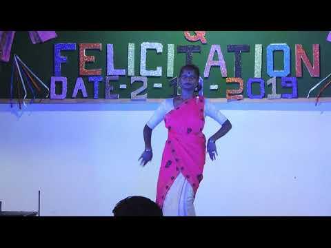 Buru ma lodam kadam dari dance // 3rd Santhal Freshers // Guwahati,Assam