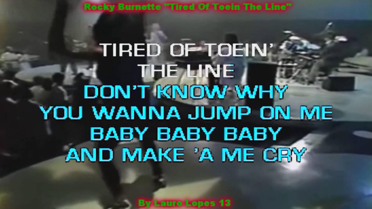 Rocky burnette lyrics