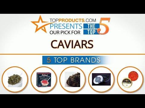 Best Caviar Reviews  – How To Choose The Best Caviar