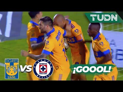 ¡GOOL de vestidor! ¡Lo empató Pizarro! | Tigres 1-1 Cruz Azul | Guard1anes 2020 Liga BBVA MX | TUDN