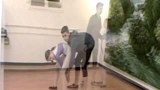 Danza acrobatica. Prese