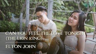 Download lagu Can You Feel The Love Tonight (The Lion King) - Elton John (Rachel Amanda cover)
