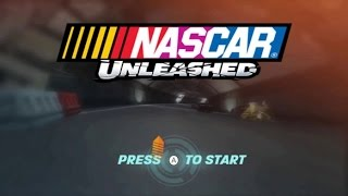 NASCAR Unleashed Wii Gameplay
