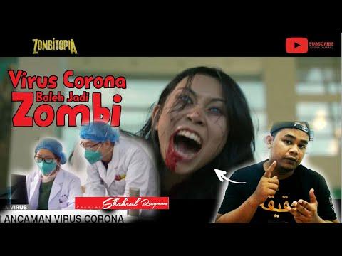 Virus Corona Sedang Merebak Boleh Jadi Zombitopia   Bahaya!! Hati-Hati