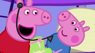 Peppa Pig in Hindi - Best Friend - Sabse Acha Dost - हिंदी Kahaniya - Hindi Cartoons for Kids