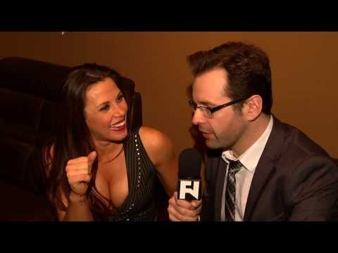 Mickie James Interview With Jason Agnew at SMASH Wrestling
