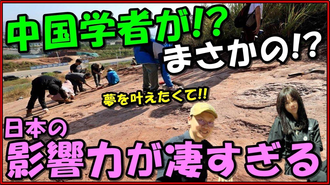 【海外の反応】中国学者がまさかの!?「日本の影響力が凄すぎる」新種発見の名付けで世界がざわついた!!