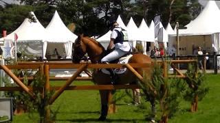 Yasmin Ingham + Craig Mor Tom - Eventing 2012 Clips