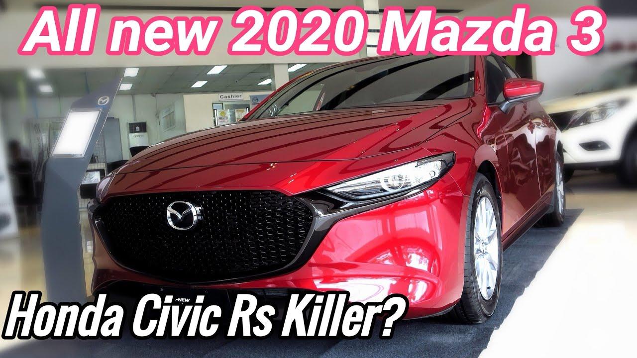 2020 Mazda 3 Elite Sportback Review Youtube