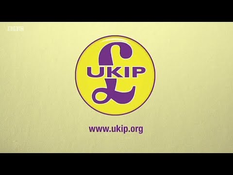 UKIP - Party Election Broadcasts for the European Parliament 2014